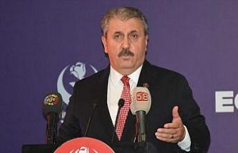 BBP Genel Başkanı Destici: Türk tarihinde soykırıma rastlayamazsınız