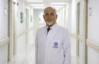 İstanbul Okan Üniversitesi Hastanesi Enfeksiyon Hastalıkları ve Klinik Mikrobiyoloji Uzmanı Prof. Dr. Nail Özgüneş, AIDS hakkında en çok merak edilenleri açıklandı
