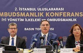 Kamu Başdenetçisi Malkoç: KDK'ya 6,5 yılda 75 bin 715 başvuru yapıldı