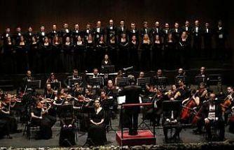 SAMDOB'dan Atatürk'ü anma konseri