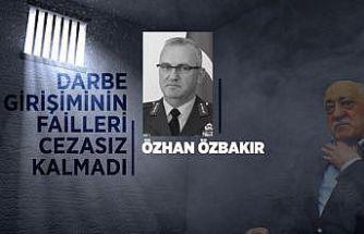 Denizli'den Ankara'ya komando sevk etmeye çalışan tuğgenerale ağırlaştırılmış müebbet hapis cezası