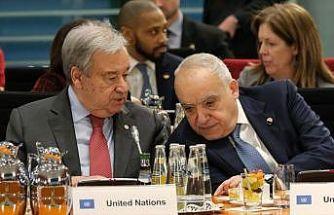 BM Genel Sekreteri Guterres'ten Libya'da 'iç savaş' uyarısı