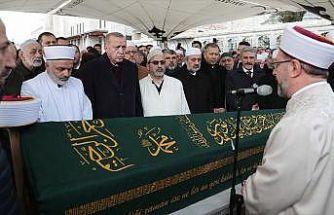 Emekli İstanbul Vaizi Ahmet Vanlıoğlu son yolculuğuna uğurlandı
