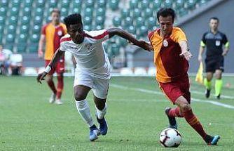 Galatasaray'da Atalay Babacan'ın sözleşmesi uzatıldı