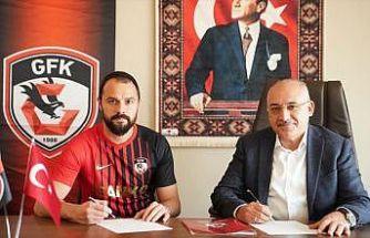 Gaziantep FK, kaleci Haydar Yılmaz'la sözleşme imzaladı