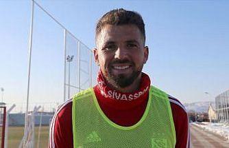 Sivasspor'un yeni transferi Claudemir'den iddialı sözler