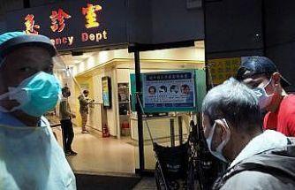Tayvan, yeni tip koronavirüs salgını nedeniyle Çin'den adaya girişleri durdurdu