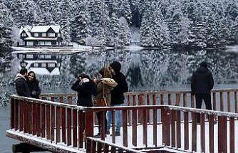 Ziyaretçilerin Gölcük Tabiat Parkı'na etkileri belirlenecek