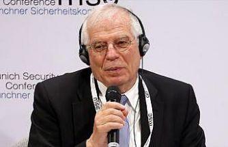 AB Yüksek Temsilcisi Josep Borrell'den güçlü olma çağrısı
