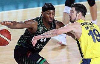 Basketbolda Türkiye Kupası Fenerbahçe Beko'nun