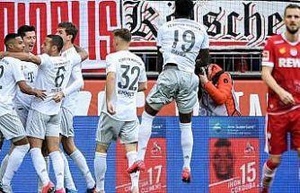Bayern Münih deplasmanda Köln'ü 4-1 yenerek liderliğini sürdürdü