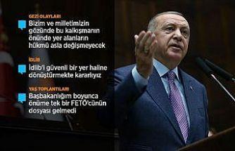 Erdoğan: 15 Temmuz'da tek bir kişi FETÖ'nün özel korumasına mazhar oldu o da Kılıçdaroğlu
