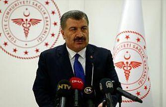 Sağlık Bakanı Koca: Rize'de gözlem altındaki hasta koronavirüs değil