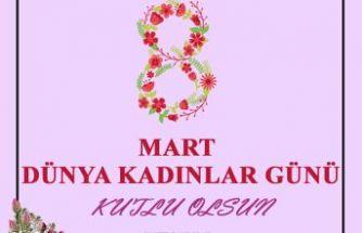 Bursa Valisi Yakup CANBOLAT'ın 8 Mart Dünya Kadınlar Günü Mesaj
