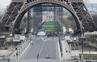 Fransa'da sokağa çıkma yasağı ilan başladı