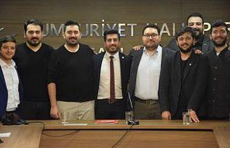 Yazıcı CHP Bursa İl Gençlik Kolları Başkan Adayı