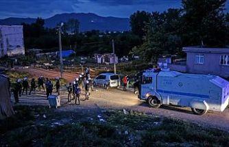 BURSA'DAKİ SİLAHLI ÇATIŞMADA BİR POLİS MEMURU ŞEHİT OLDU