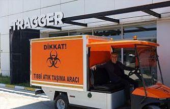 Bursa'da üretilen elektrikli araçlar