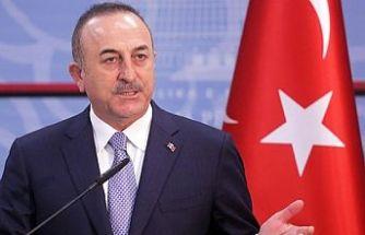 Dışişleri Bakanı Çavuşoğlu'ndan Yunanistan'a çok sert tepki!