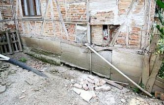 Sakarya'daki patlamada evleri hasar görenler yaşadıklarını anlattı