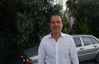 Yeniden Refah Partisi Genel Başkanı Fatih Erbakan: