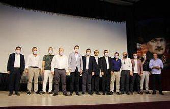 Bandırmaspor'un yeni başkanı Onur Göçmez oldu