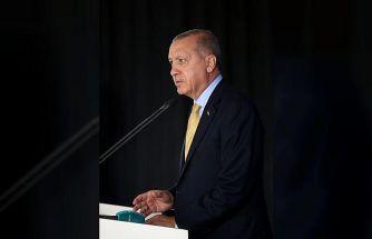 Cumhurbaşkanı Erdoğan, TÜBİTAK Mükemmeliyet Merkezleri Açılış Töreni'nde konuştu: (2)