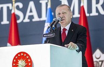 Cumhurbaşkanı Erdoğan: Yaparız diyorsak yaparız!