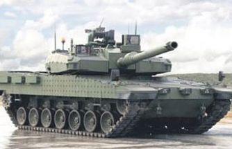 Altay tankı, Akıncı ve Aksungur için üretim ve envanter tarihi