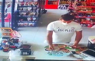 """Bursa'da """"tırnakçılık"""" yöntemiyle hırsızlık"""