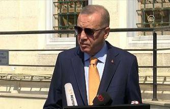 Cumhurbaşkanı Erdoğan: Koronavirüs önlemlerinde mecburen işi tekrar sıkmak durumundayız
