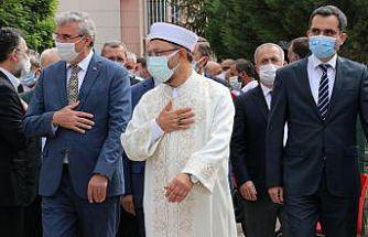 Diyanet İşleri Başkanı Erbaş Sakarya'da: