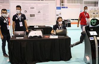 TEKNOFEST'te 'insanlık yararına teknolojiler' yarışıyor