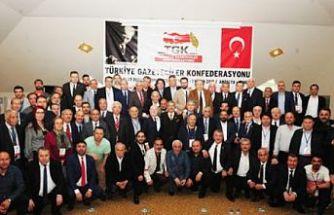 Türkiye Gazeteciler Konfederasyonu, Ermenistan'ın Azerbaycan'a saldırısını kınadı