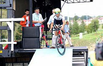 Yol Bisikleti Türkiye Şampiyonası'nın