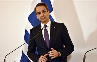 Yunanistan Başbakanı Miçotakis: Türkiye ile diplomasiye bir şans verelim