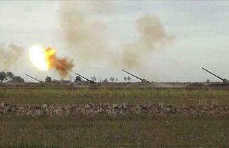 Azerbaycan askerleri ateşkese rağmen saldıran Ermenistan askerlerini geri püskürttü