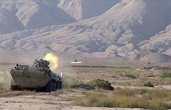 Azerbaycan ordusu önemli arazi ve yükseklikleri işgalden kurtardı