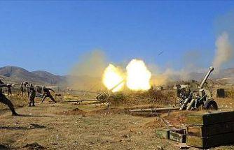 Azerbaycan ordusu operasyonlara devam ediyor