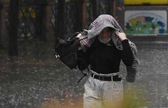 Bursa, Bilecik ve Eskişehir için kuvvetli ve gök gürültülü sağanak uyarısı
