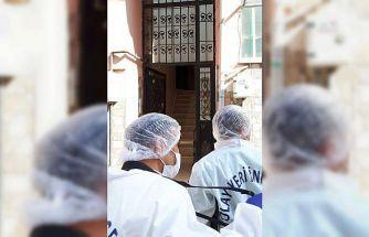 Bursa'da ailesini bıçakla tehdit edip polise saldıran şüpheli etkisiz hale getirildi