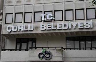 Çorlu Belediyesinde 29 personel karantinaya alındı