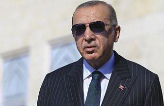 Cumhurbaşkanı Erdoğan: Toplu mekanlardan ciddi manada kaçınmak gerekiyor