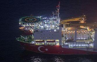 Fatih ikinci sondaj noktası Türkali-1'e gitmeye hazırlanıyor