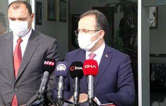 İçişleri Bakanlığı Sözcüsü Çataklı, Sakarya'da ziyaretlerde bulundu