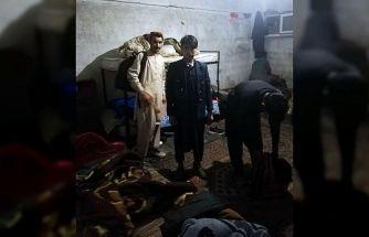 Kocaeli'de 17 yabancı uyruklu saklandıkları evde yakalandı