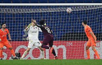 Medipol Başakşehir-Paris Saint Germain maçının ardından