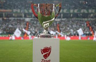 Ziraat Türkiye Kupası'nda 3. tur eşleşmeleri belli oldu