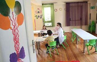 Anaokulu ve anasınıfları ile uygulama sınıflarında eğitim uzaktan yapılacak