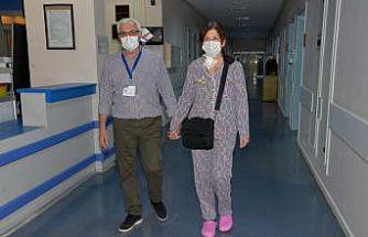 """BUÜ Hastanesinde """"ilk yapay kalp nakli"""" başarıyla gerçekleştirildi"""